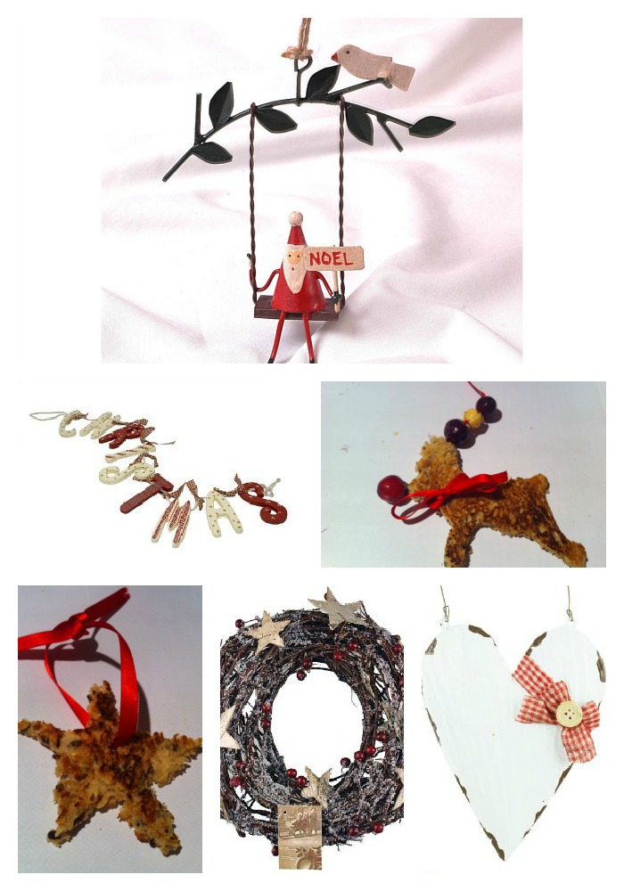cheap christmas decorations, budget christmas decorations, moodboard monday