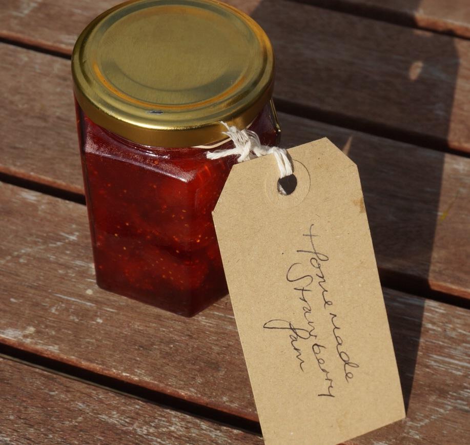 easy way to make jam