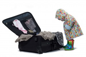 packing tips with kids
