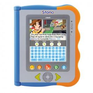 Storio e-reader form Vtech