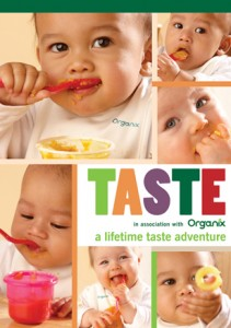 Taste guide Oragnix