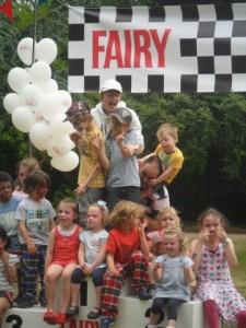 Fairy family fun