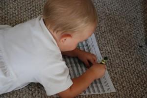 baby spreadsheet