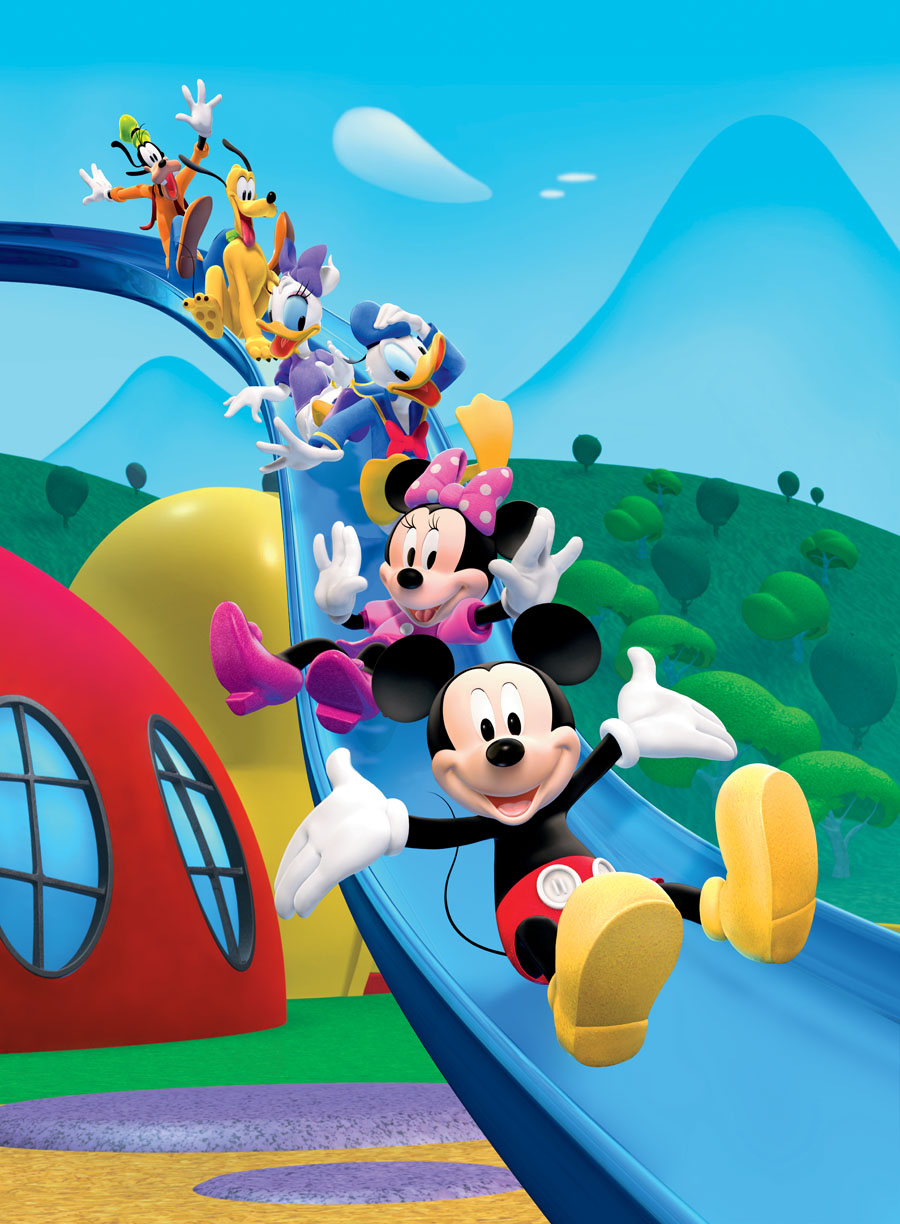 mickey mouse storytelling