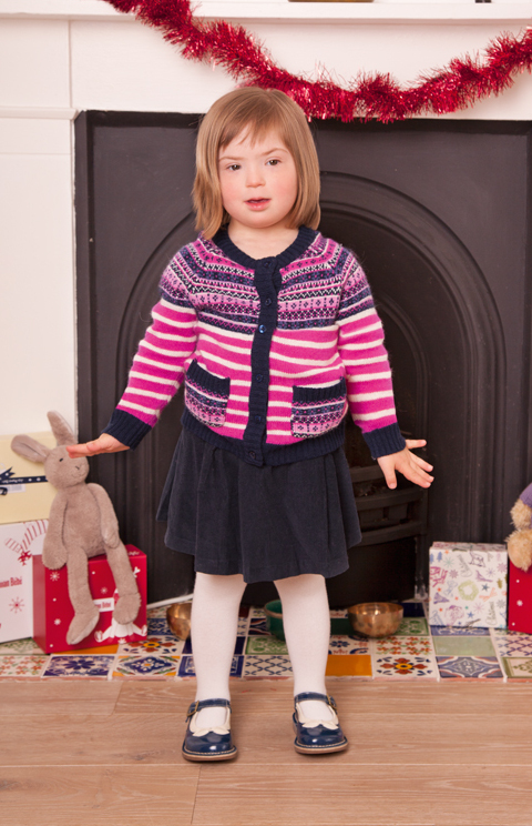 jojo mamanm bebe, down syndrome and dressing well, disabled children fashion