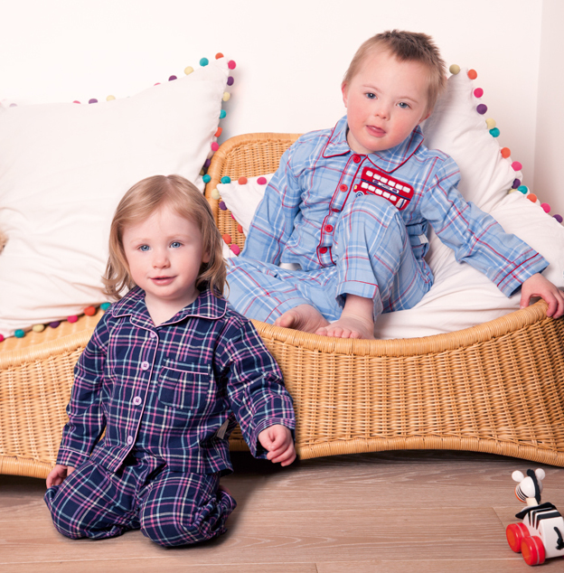 disabled kids clothes, jojo maman bebe, down's syndrom modelling