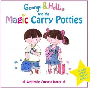 potty book, potty training, my carry potty