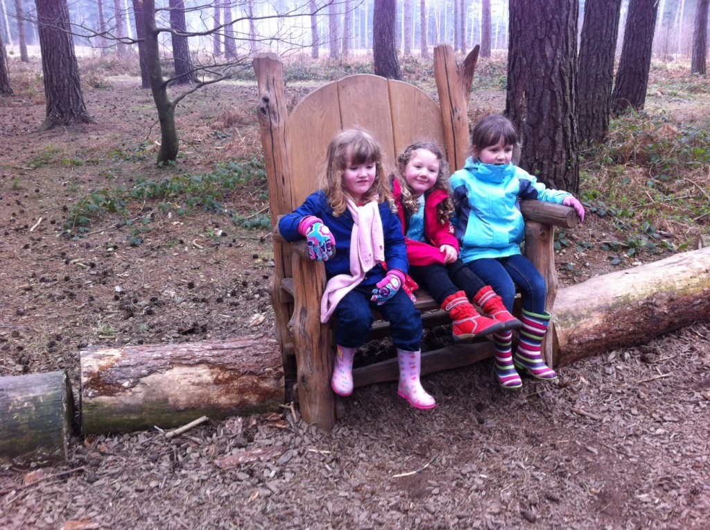 Things to do at Sherwood Pines