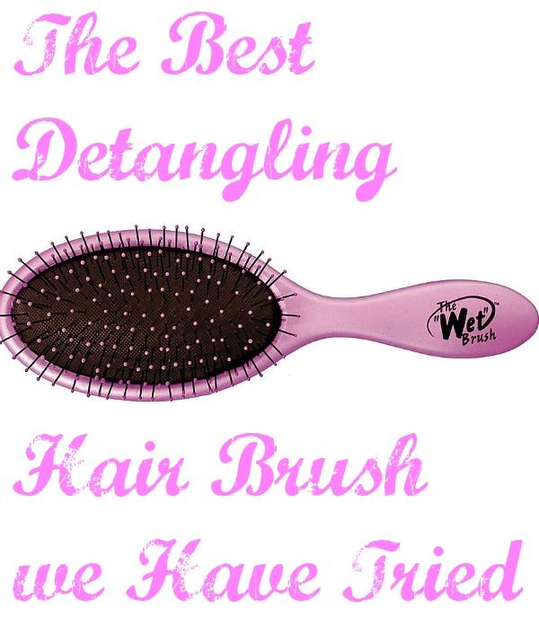 Best detangling hair brush ever