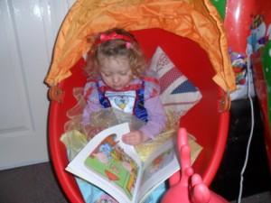 lisi reading