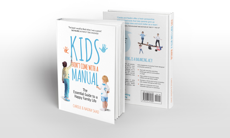 kids-don't-come-with-a-manual, Guide to a Happy Family, The Essential Guide to a Happy Family Life