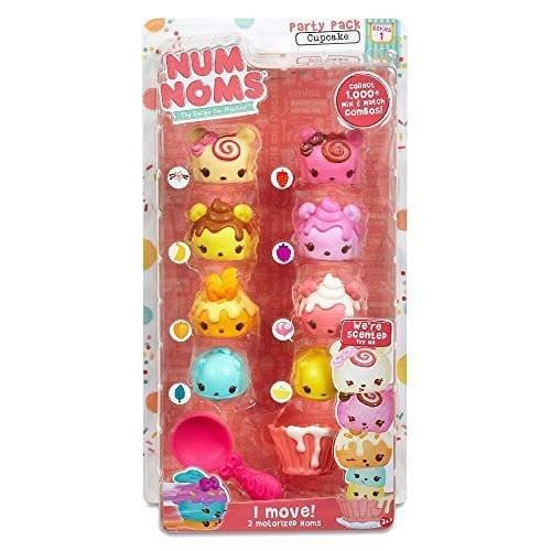 Win a deluxe set and 2 mystery pots of Num Noms
