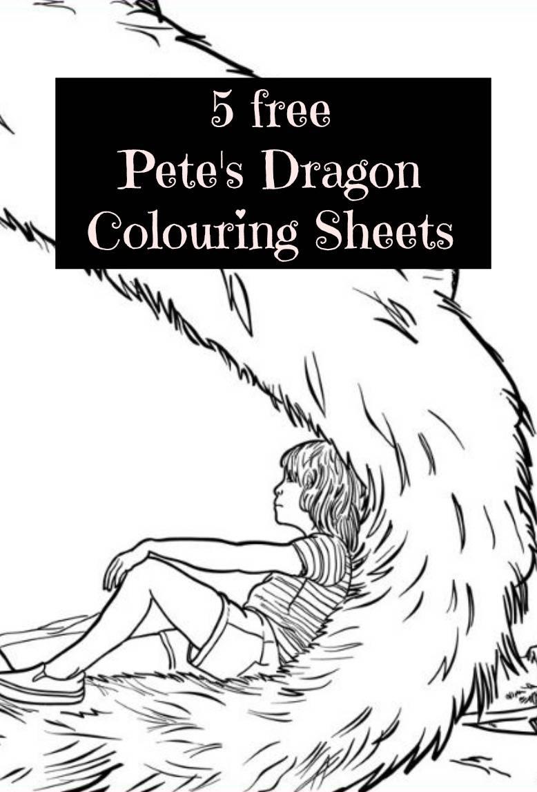 Petes dragon Pin