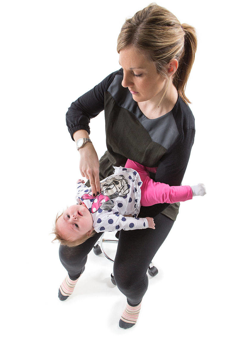 What to do if your baby is choking