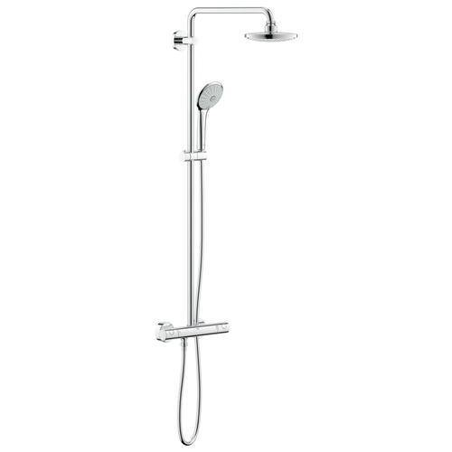 grohe-showers, pros and cons of baths and showers