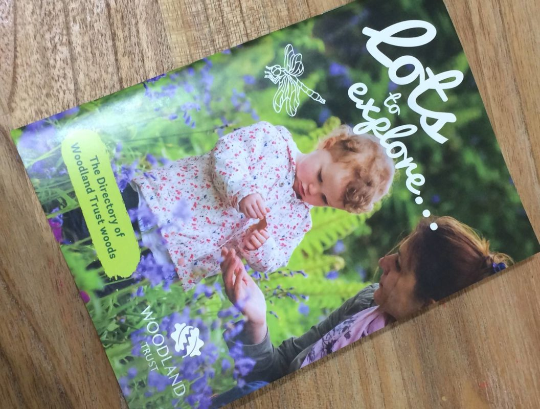 Woodland Trust Membership for Families