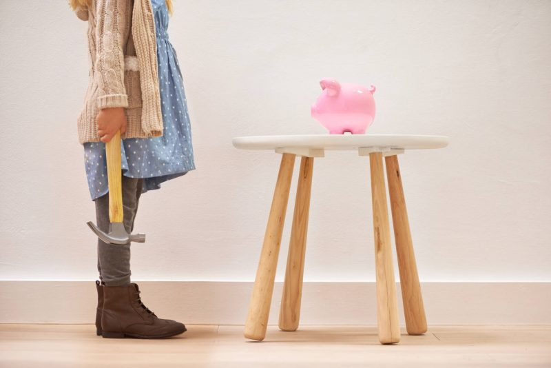 teach your children about savings