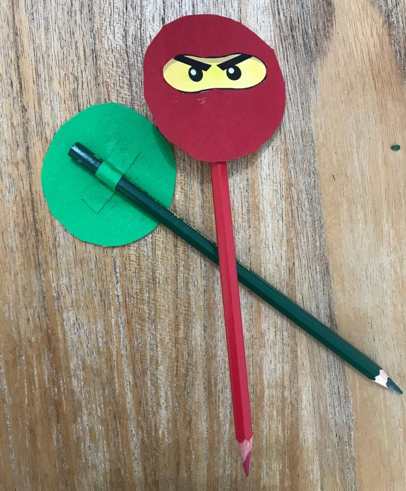 DIY Lego Ninjago Party Ideas
